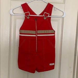 Vintage 70s 80s Carter's Overalls Coveralls